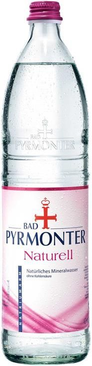 Bad Pyrmonter Naturell 12x0,75