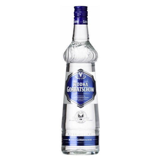 Gorbatschow Vodka 37,5% 0,70