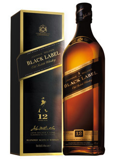 Johnnie Walker Black Label 40% 0,70